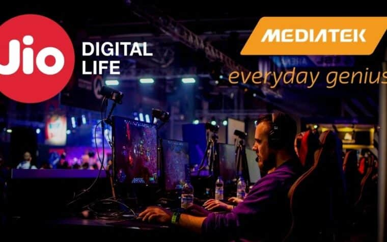 Jio, MediaTek Plans to Launch esports Tournament