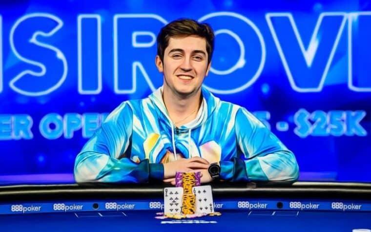 Ali Imsirovic Wins Event #9 of the U.S Poker Open