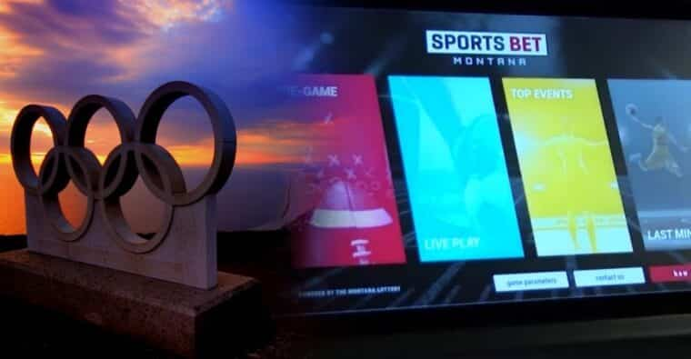 Bet on the Olympics with Sports Bet Montana