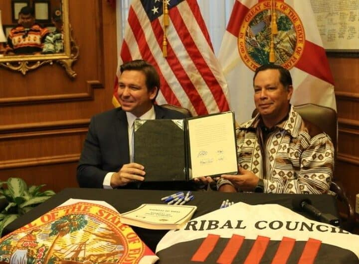 Florida's Sports Betting Deal With Seminole Tribe Faces Legal Complications