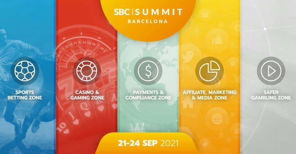 SBC Summit Barcelona Set to Be Betting and Gaming Industry's Biggest Business Event of 2021